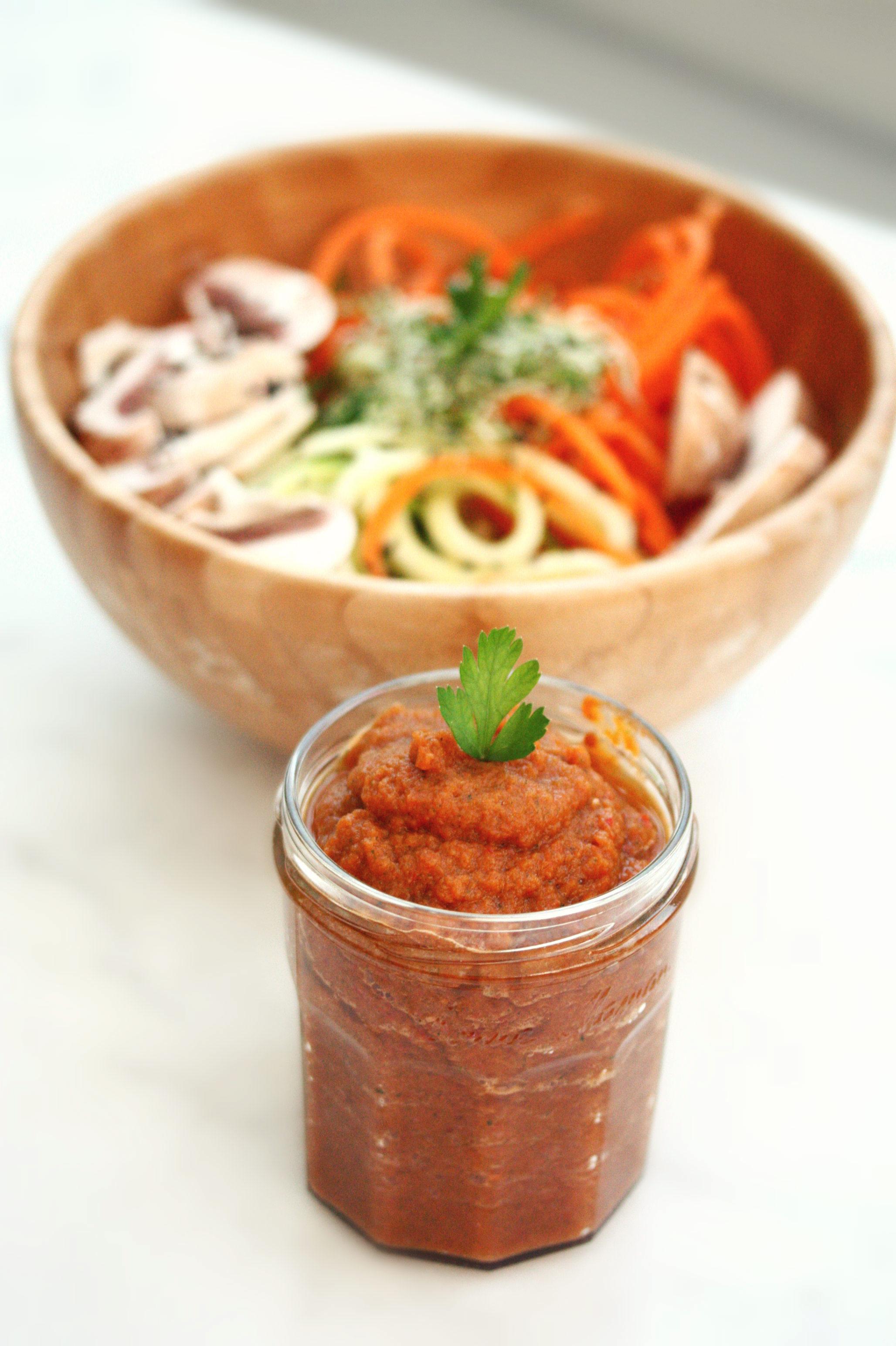 sauce tomate crue MOD anth