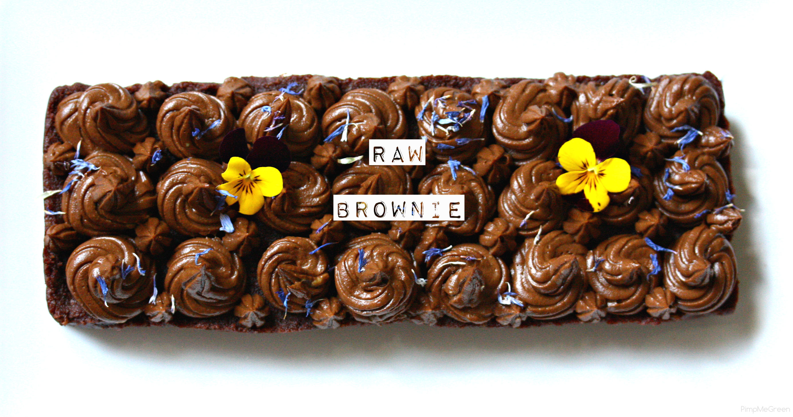 Raw BRownie 6 pmg