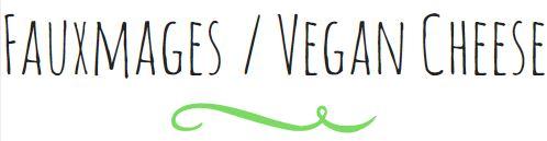 Titre - Vegan cheese