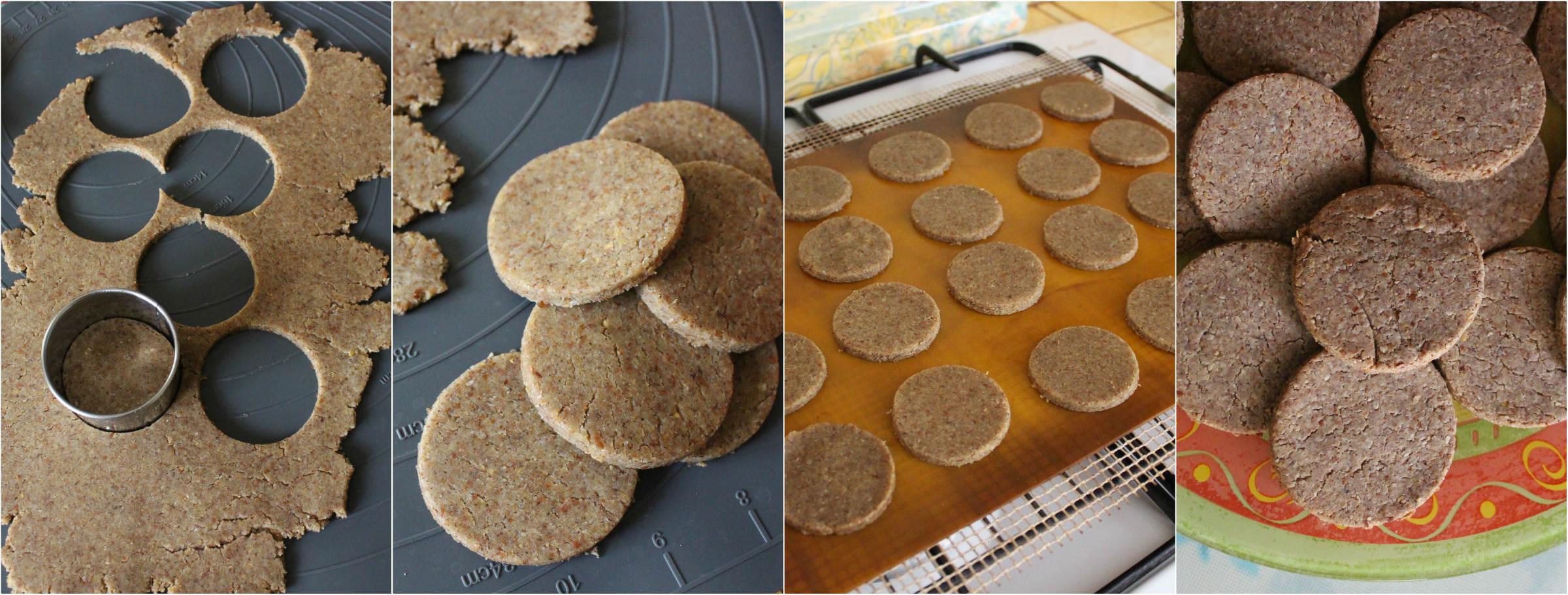 Crackers Collage prep