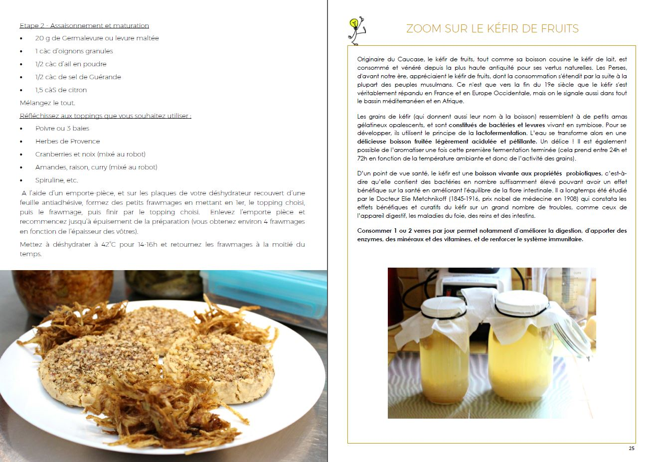 cours de cuisine crue paris