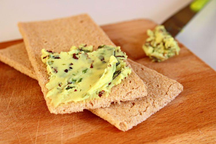 beurre d'algues